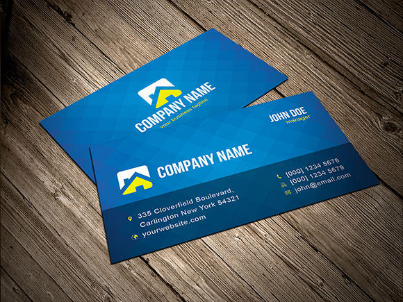 Excellent Business Card Templates For Your Own Use - Business card templates designs